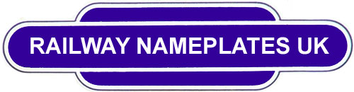 Railway Nameplates UK Ltd